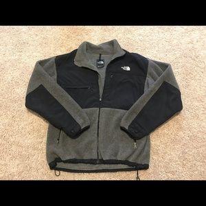 Men's Large North Face Zip Up Jacket